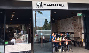 bondi beach Macelleria
